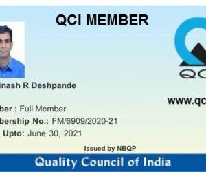 QCI Membership